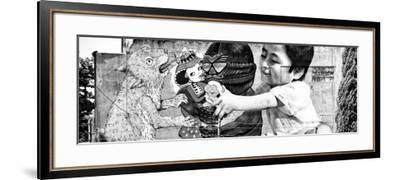 ¡Viva Mexico! Panoramic Collection - Urban Art-Philippe Hugonnard-Framed Photographic Print