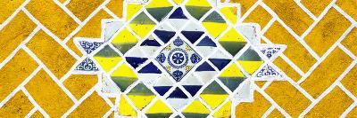 ¡Viva Mexico! Panoramic Collection - Yellow Mosaics-Philippe Hugonnard-Photographic Print