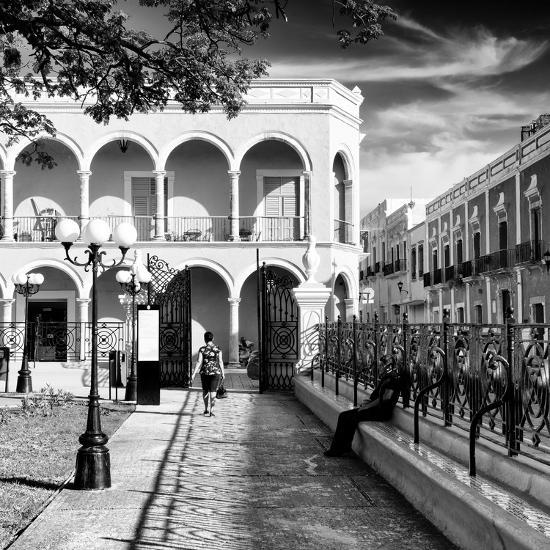 ¡Viva Mexico! Square Collection - Architecture Campeche III-Philippe Hugonnard-Photographic Print