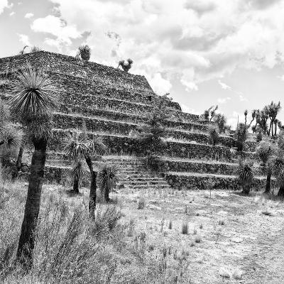¡Viva Mexico! Square Collection - Cantona Archaeological Ruins VIII-Philippe Hugonnard-Photographic Print