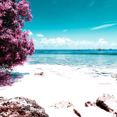 ¡Viva Mexico! Square Collection - Coastline Paradise in Isla Mujeres I-Philippe Hugonnard-Photographic Print