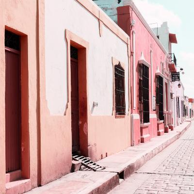 ¡Viva Mexico! Square Collection - Coloful Street IV-Philippe Hugonnard-Photographic Print