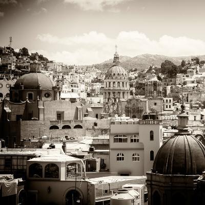 ¡Viva Mexico! Square Collection - Guanajuato Architecture III-Philippe Hugonnard-Photographic Print