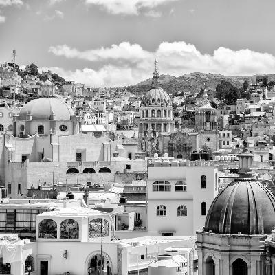 ¡Viva Mexico! Square Collection - Guanajuato Architecture V-Philippe Hugonnard-Photographic Print