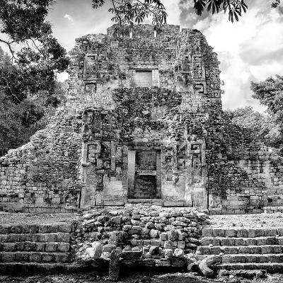 ¡Viva Mexico! Square Collection - Mayan Ruins of Campeche II-Philippe Hugonnard-Photographic Print