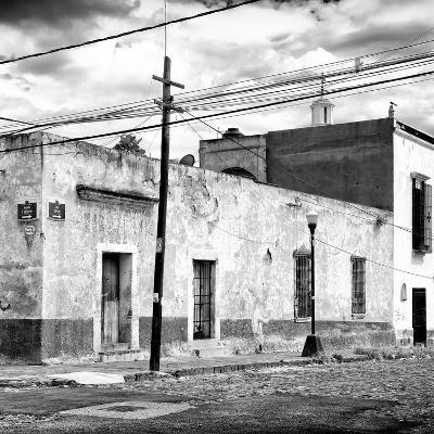 ¡Viva Mexico! Square Collection - Mexican Street II-Philippe Hugonnard-Photographic Print