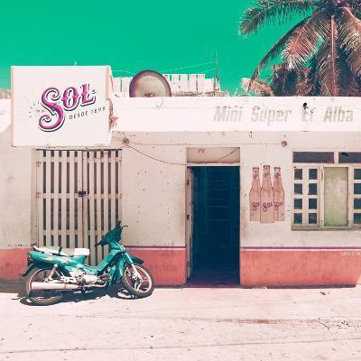 ¡Viva Mexico! Square Collection - Mini Supermarket Vintage V-Philippe Hugonnard-Photographic Print