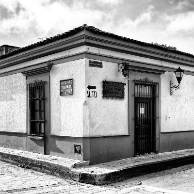 ¡Viva Mexico! Square Collection - Street Scene in San Cristobal de Las Casas IV-Philippe Hugonnard-Photographic Print