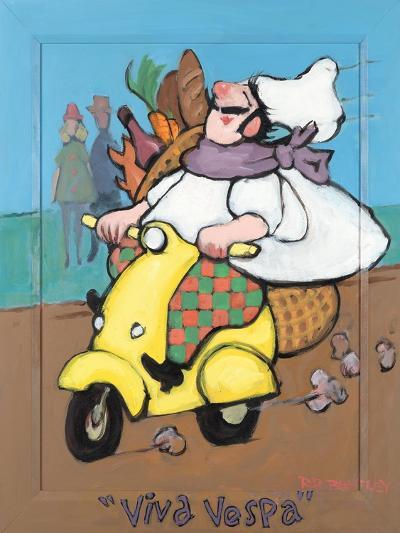 Viva Vespa-Robert Dewar Bentley-Art Print