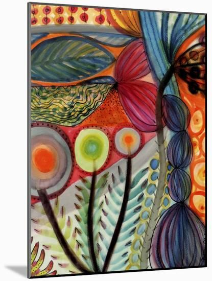 Vivaces-Sylvie Demers-Mounted Giclee Print