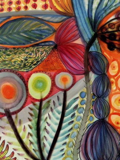 Vivaces-Sylvie Demers-Giclee Print
