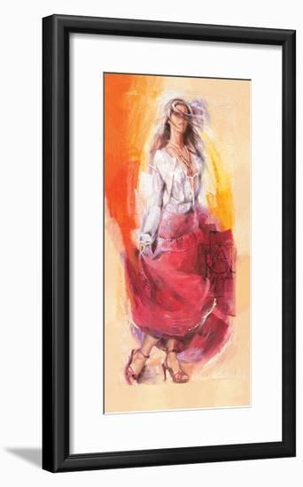 Vivacity-Talantbek Chekirov-Framed Premium Giclee Print