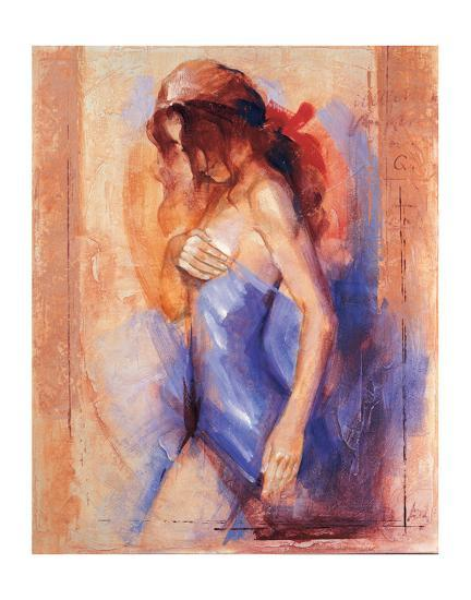 Vivacity-Talantbek Chekirov-Art Print
