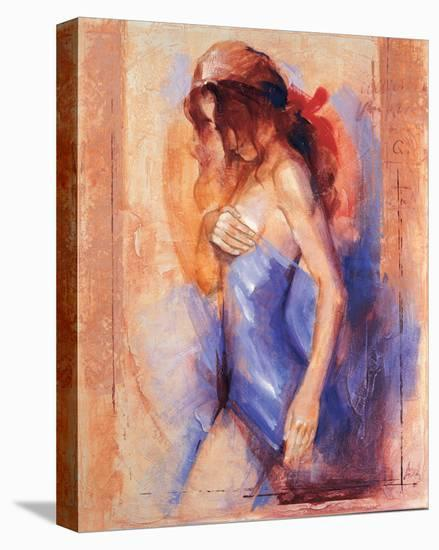 Vivacity-Talantbek Chekirov-Stretched Canvas Print