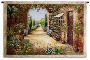 Secret Garden I by Vivian Flasch