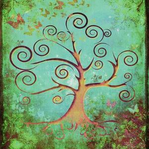 Tree of Life by Viviane Fedieu-Daniel