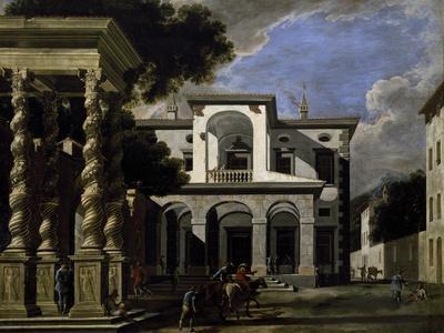 Imaginary Villa, 1641