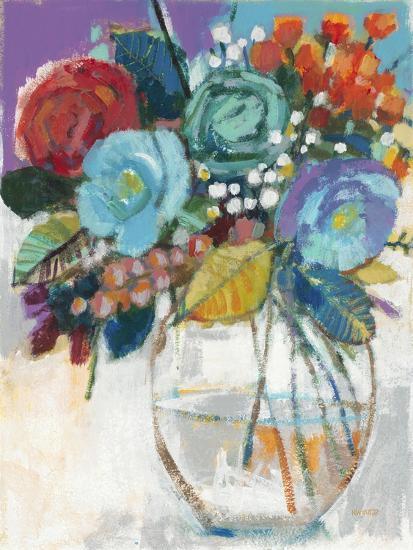 Vivid Banquet 2-Norman Wyatt Jr^-Art Print
