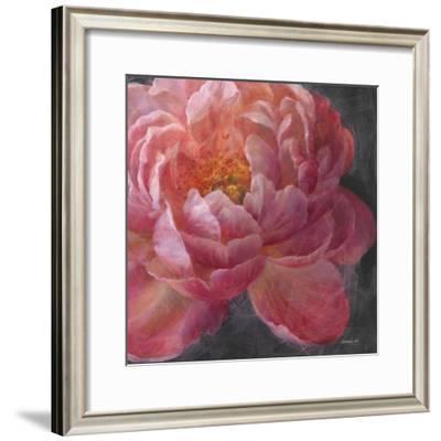 Vivid Floral I Crop-Danhui Nai-Framed Art Print