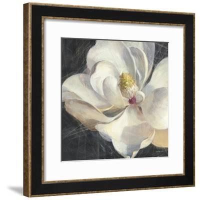 Vivid Floral IV Crop-Danhui Nai-Framed Art Print