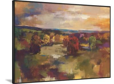 Vivid Meadow-Joro Petkov-Framed Art Print