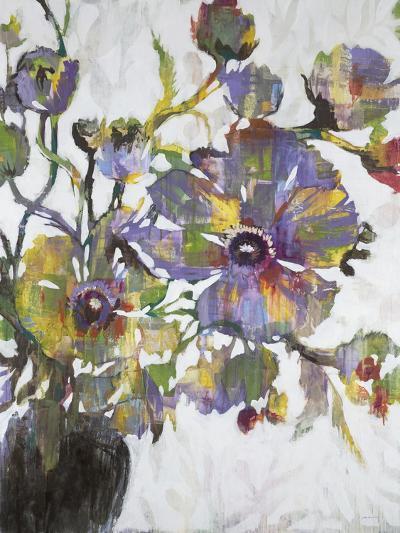 Vivid Poppies-Liz Jardine-Art Print