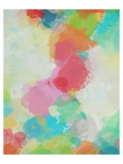 Vivid Spring Colors--Art Print