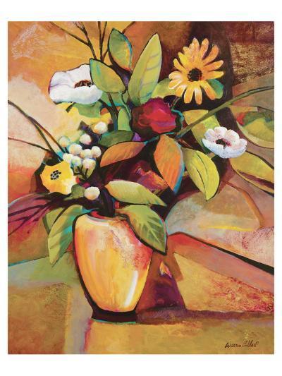 Vivid Still Life III-Warren Cullar-Art Print