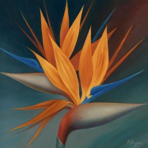 Bird of Paradise II by Vivien Rhyan
