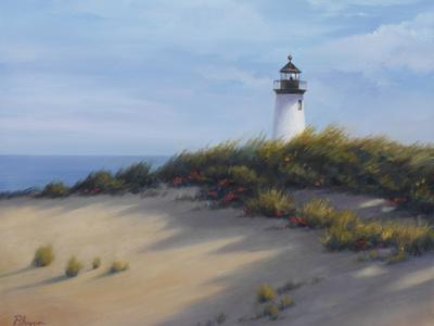 Lighthouse on the Shore