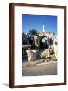 Arch of Marcus Aurelius, Tripoli, Libya, 163 Ad by Vivienne Sharp