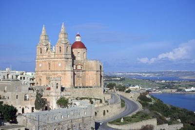 Church of Our Lady of Mellieha, Malta
