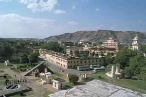 City Palace, Jaipur, Rajasthan, India by Vivienne Sharp