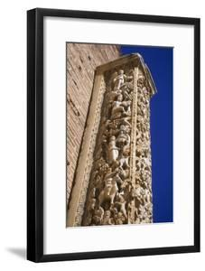 Pilasters of the Severan Basilica, Leptis Magna, Libya, 216 Ad by Vivienne Sharp