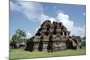 Prambanan, Hindu Temple Compound, Java, Indonesia by Vivienne Sharp