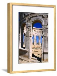 The Market, Leptis Magna, Libya, C3rd Century Ad by Vivienne Sharp