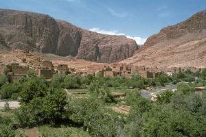 Todra Gorge, Morocco by Vivienne Sharp