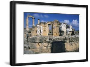 Tomb of Battus, Agora, Cyrene, Libya, C600 Bc by Vivienne Sharp