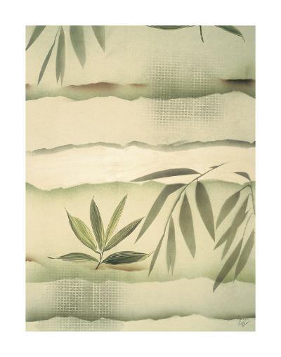 Vizcaya Ferns I-Muriel Verger-Art Print