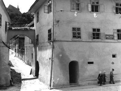 Vlad Dracu House--Photographic Print
