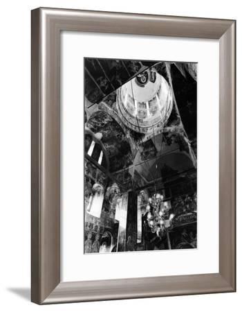 Vlad Dracul's Private Chapel, Tirgoviste, Romania-Simon Marsden-Framed Giclee Print