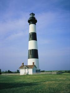 Bodie Island Lighthouse, Part of the Cape Hatteras National Seashore by Vlad Kharitonov