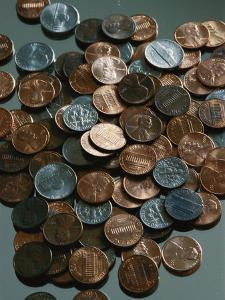 Close View of Different American Coins by Vlad Kharitonov