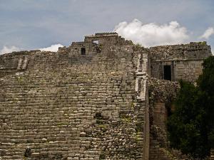 The Nunnery, Casa De Las Monjas, in the Ancient City of Chichen Itza by Vlad Kharitonov