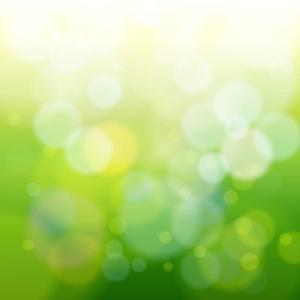 Green Bokeh Abstract Light by -Vladimir-