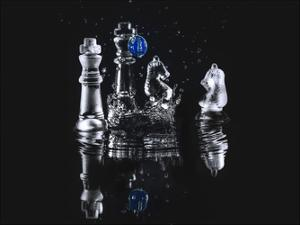 Chess 2 by Vladimir Kostka