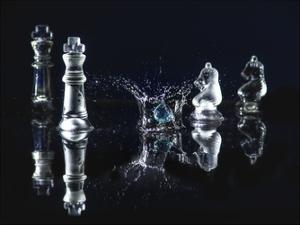 Chess by Vladimir Kostka