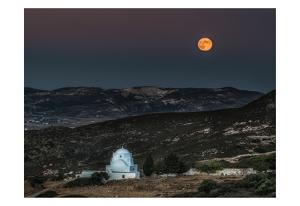 Milos Harvest Moon by Vladimir Kostka