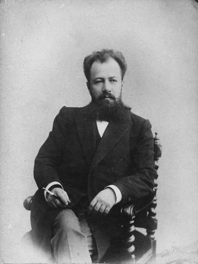 Vladimir Nemirovich-Danchenko, Russian Theatre Director, 1896--Giclee Print