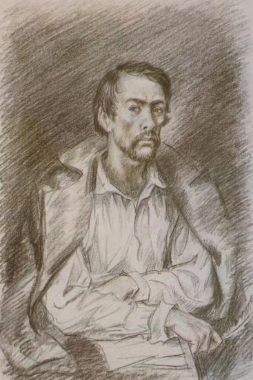 Vladimir Rayevsky, Russian Poet and Decembrist Rebel--Giclee Print